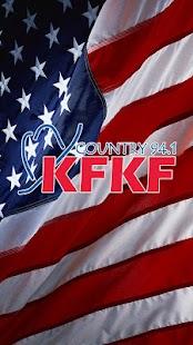 Country 94.1 KFKF - screenshot thumbnail