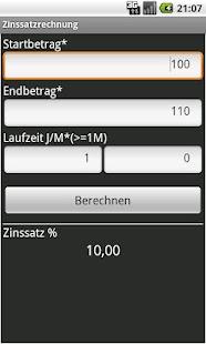 Financial Calculator Screenshot 8