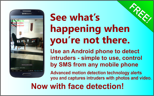 iGotcha Lite intruder detector