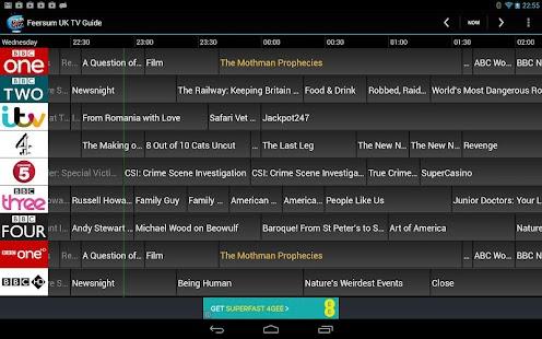 live casino guide schedule