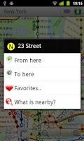Screenshot of New York (Metro 24)