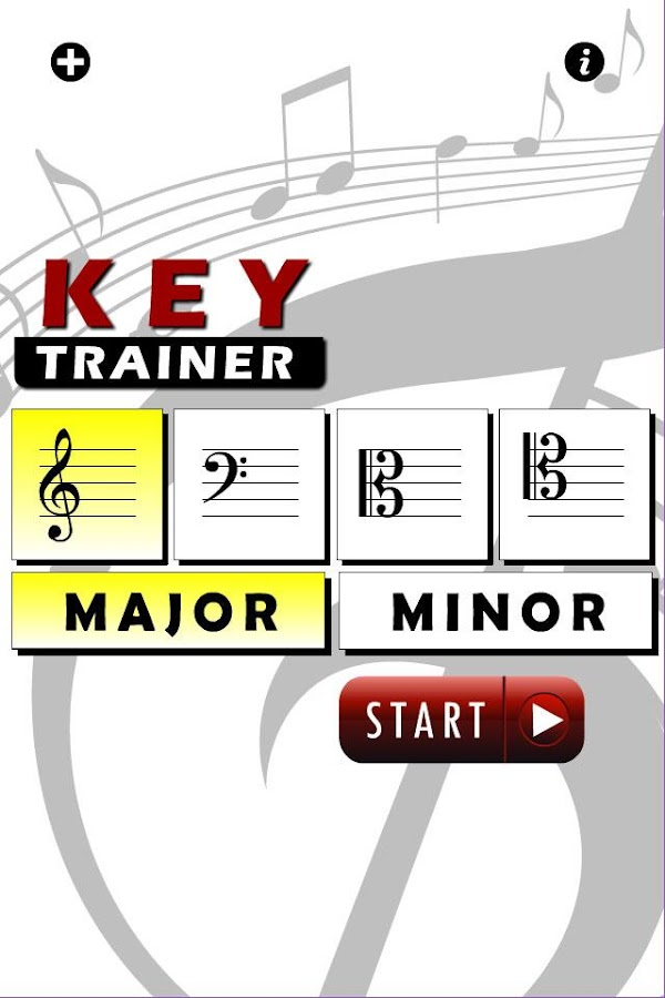 how to add tenor clef to noteflight