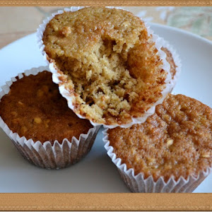 Oatmeal Raisin and Blueberry Muffins