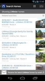 Trovit Homes - screenshot thumbnail
