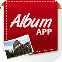 Album App HD icon