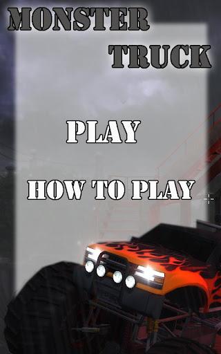 怪物卡車遊戲