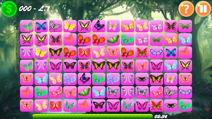 Butterfly Link Up - screenshot