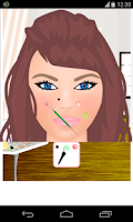 Screenshot of clean face games