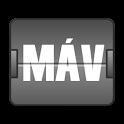 AZ Menetrend – MÁV logo