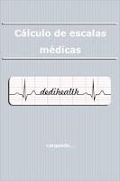 Screenshot of Escalas Médicas Lite