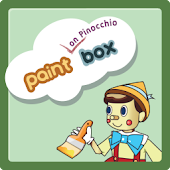 Pinocchio Paint Box