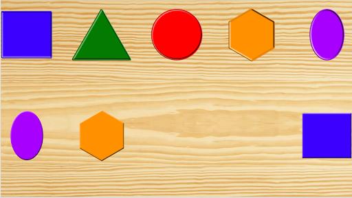 玩免費教育APP 下載颜色和形状拼图 - 宝宝 app不用錢 硬是要APP