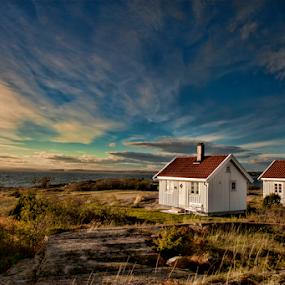 by Øyvind Hansen - Landscapes Sunsets & Sunrises