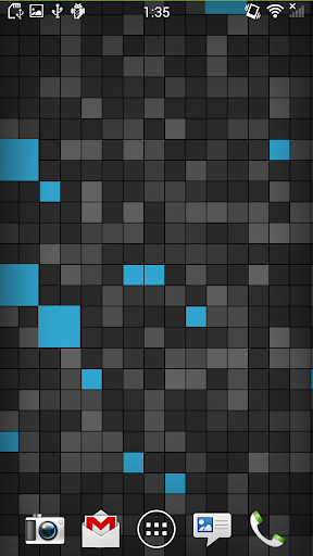 Pixelation : Live Wallpaper
