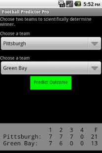 Football Predictor Pro - screenshot thumbnail