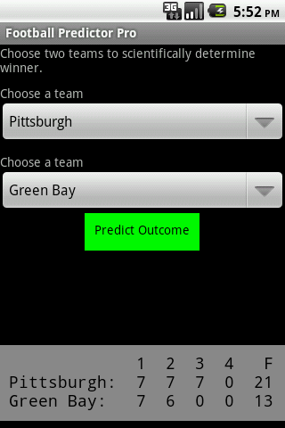 Football Predictor Pro- screenshot