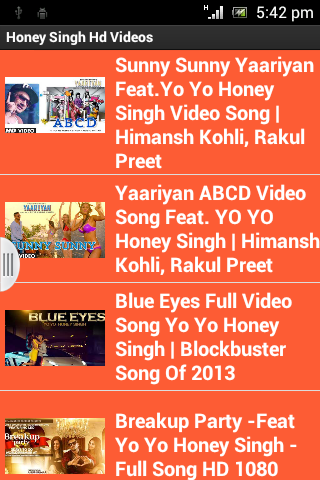 YO YO HONEY SINGH HD SONGS