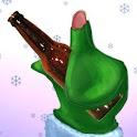 Santas Recession Bender logo