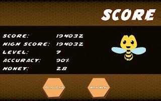 Screenshot of BeeQ