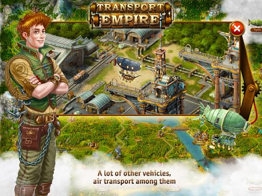 Transport Empire: Steam Tycoon  screenshots 4
