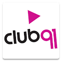 Radio Club 91 logo