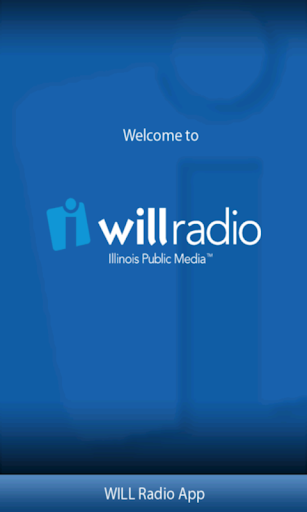 WILL Radio App
