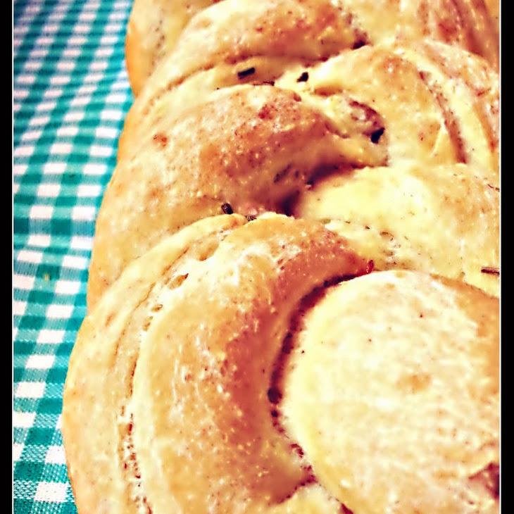 Bread with Barley Flour