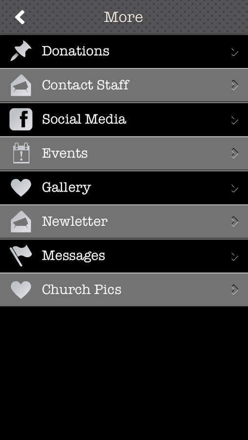 Archdiocese of Santa Fe- screenshot