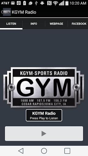KGYM Radio