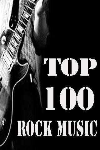 Top 100 Rock Music