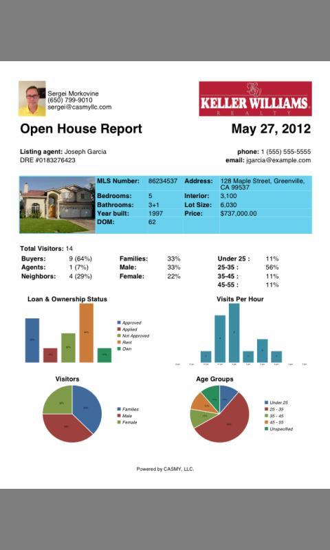 Open House Expert- screenshot