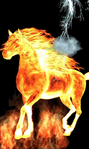 Fire Horse Warrior