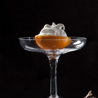 Meyer Lemon & Grapefruit Meringue Cups