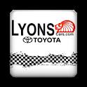 Lyons Toyota logo