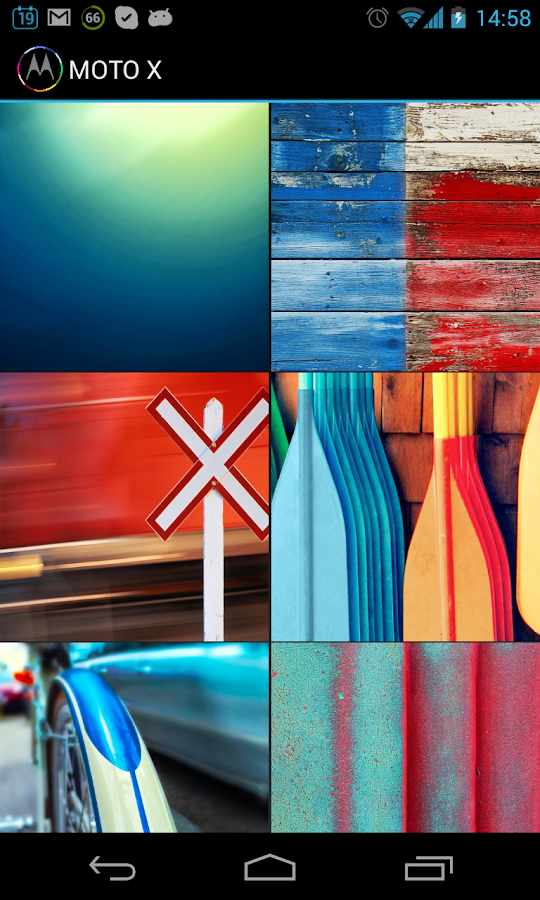 Moto X HD Wallpaper - screenshot