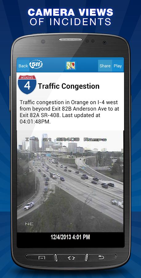 Florida 511- screenshot
