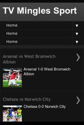 Football Highlights and Goals
