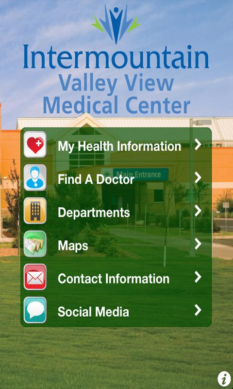 Valley View Medical Center - screenshot