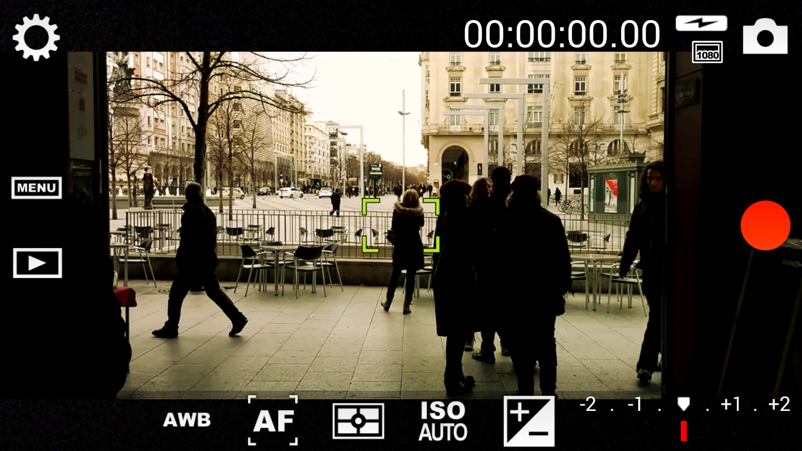 Cinema FV-5 - screenshot