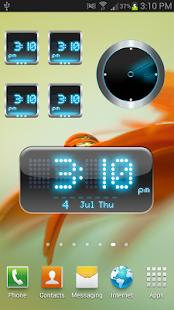 Wake Up Alarm Clock Free - náhled