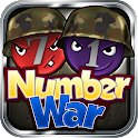 Number War icon