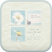 Loves me go launcher theme