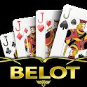 Play Belot (Bridge-belote) icon
