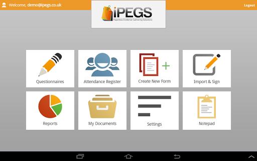 iPegs - Form Builder Pro
