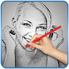 Effets photo:Croquis de crayon APK