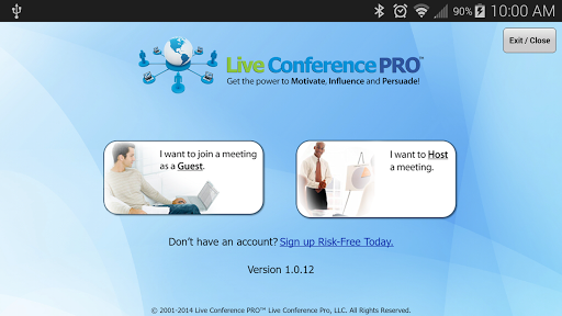 Live Conference PRO™