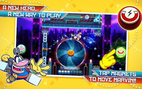 Major Magnet: Arcade- screenshot thumbnail