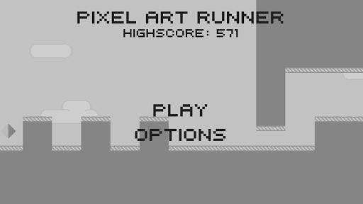 Pixel Art Runner