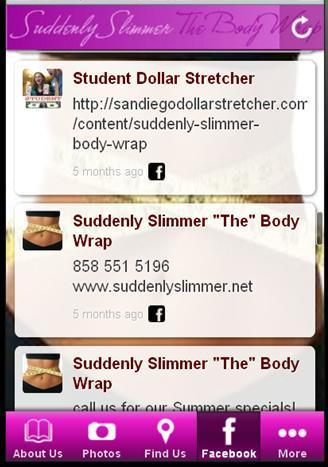 【免費健康App】Suddenly Slimmer THE Body Wrap-APP點子