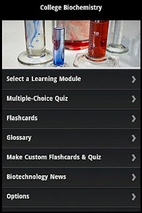 College Biochemistry- screenshot thumbnail